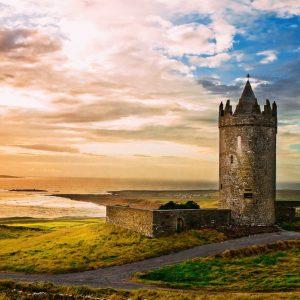 10 Insanely Beautiful Irish Castle Hotels