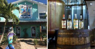 Florida's Rum: Wicked Dolphin Distillery