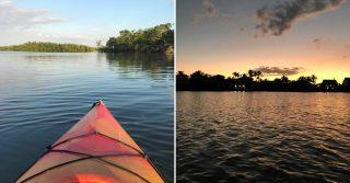 Sunset Kayaking: Mound House