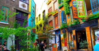 Neal's Yard - Covent Garden