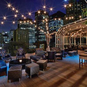11 Of New York's Best Rooftop Bars