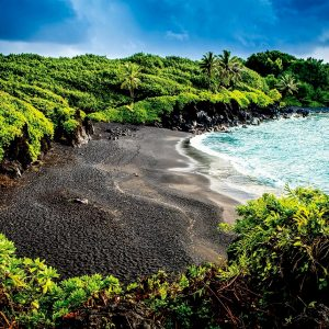 8 Of The Best Black Sand Beaches