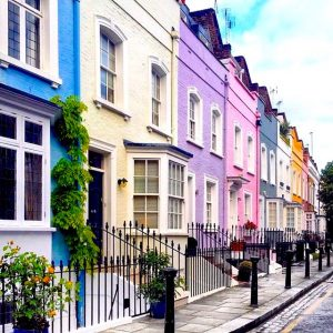 9 Of London's Most Colourful Streets