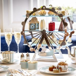 This New Afternoon Tea Celebrates London's Icons
