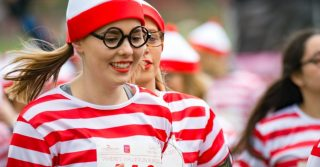 Where's Wally Fun Run