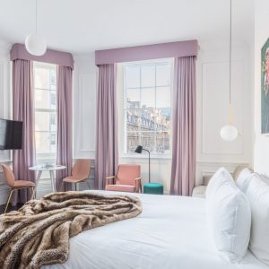 The Boutique Hybrid Hotel Changing the Way You Stay in London