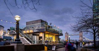 The Botanical Bar, HMS Belfast