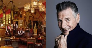 An Evening with Mr. Fogg and Michael Palin