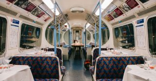 Dine on a Tube