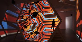 Kaleidoscope Exhibition At Saatchi Gallery