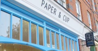 Paper & Cup