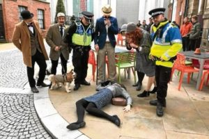 Streatham Detective Day