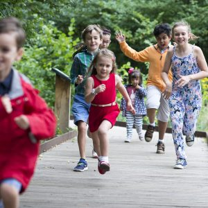 No Kew-ing For This Paradise: Kew Launches Children's Garden