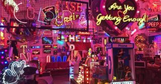 It's A (Neon) Sign! 10 Places To See The Lights