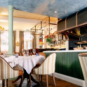 Cheyne Walk Brasserie Gets A Super Stylish Refurb