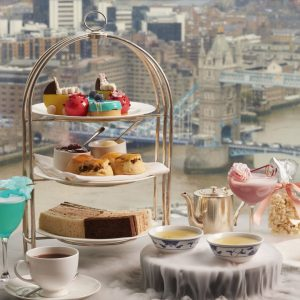 5 Reasons To Try This New Royal Afternoon Tea at The Shard