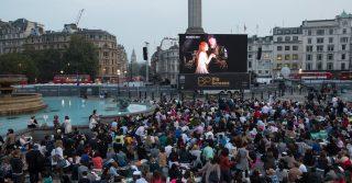Royal Opera House's BP Big Screens