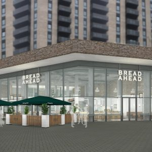 Full Bread Ahead, The Bakery's Opening A Restaurant