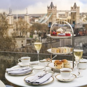 5 New London – Inspired Afternoon Teas That You Can't Miss
