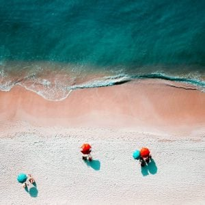 7 Pretty In Pink Sand Beaches
