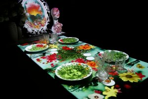 Illusionary Dining Experience: Banquet Of Hoshena