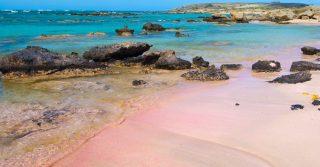 Elafonisi Beach, West Crete