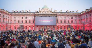 Film4 Summer Screen, Somerset House