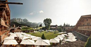 Bio-Hotel Stanglwirt, Going am Wilden Kaiser, Austria