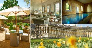 Visiting Bath's Best Hotel