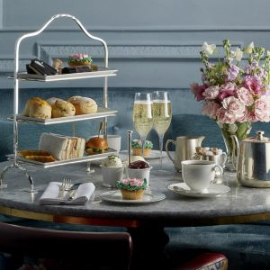 The New 5* Afternoon Tea You Just Have To Go To