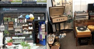 The Antiques And Shops