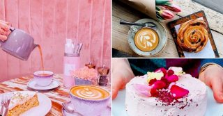 The Best Spots For Coffee And Cake