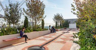 Aga Khan Centre Islamic Gardens