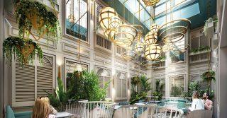 100 Queen's Gate Hotel