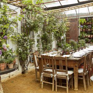 5 London Garden Centre Restaurants That're Unbe-leaf-able