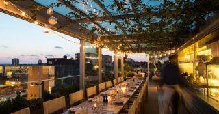 Relax In London's Best Terraces And Rooftops