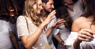 COYA's Annual White Party