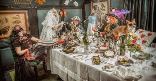 A Mad Hattingley Tea Party