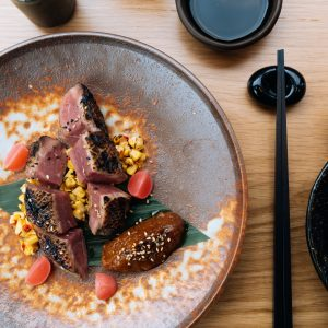The Robatayaki Restaurant We're Raving About