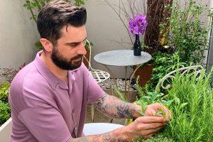 St Martins Lane Hotel Turns Into Botanical Paradise