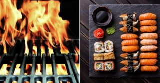 Robata Restaurants That'll Get Up In Your Grill
