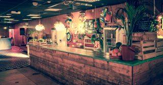 Slice Girls, Ridley Road Market Bar