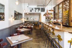 Bistro Union Hosts Winemaker Dinner