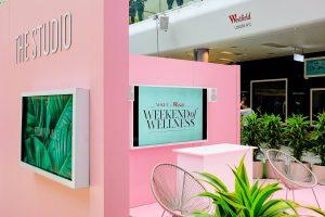 Westfield And British Vogue's 'Weekend Of Wellness'
