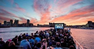Catch An Al Fresco Cinema