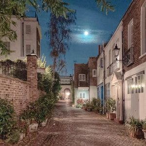 No Fake Mews! London's Most Instagrammable Mews