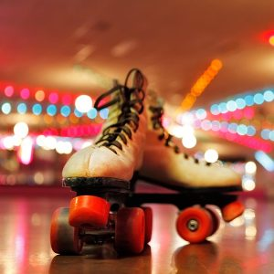 Let The Good Times Roller Skate At This Time Travel Event