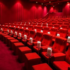 That's A Wrap… Cinemas Where You Can Eat