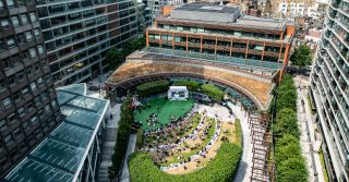 Cardinal Place Roof Garden