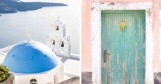 Mykonos, Paros & Santorini